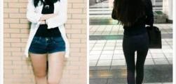 重庆艺星做的大腿吸脂和臀部吸脂,术后效果分享