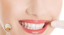 美白牙齿的方法...