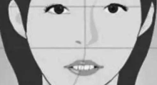 脸不对称怎么自我矫正...