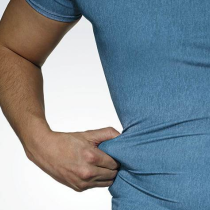 三种身体脂肪如何摆脱